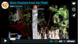 Da Romano's Curse: save Cunizza from her Fate!