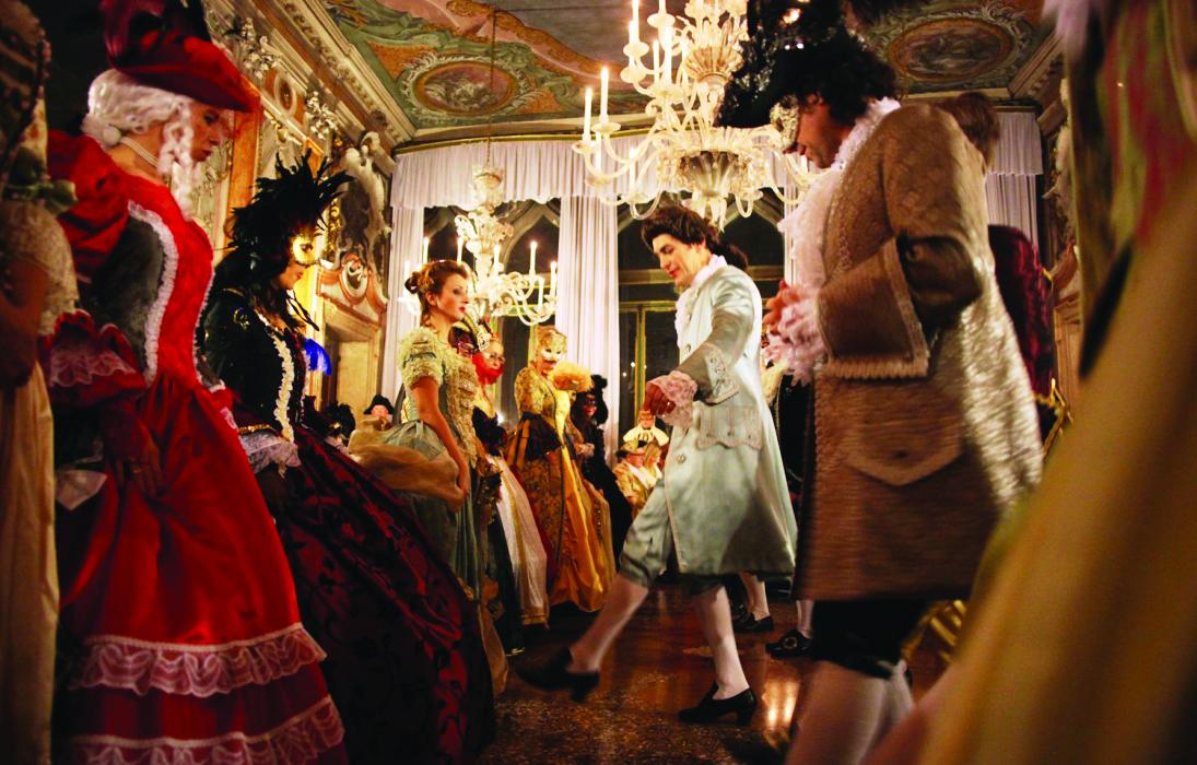 Carnival Grand Ball - casanova